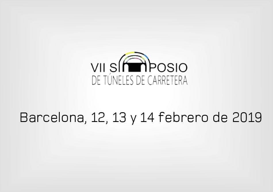 VII Simposio de Túneles de Carretera en Barcelona