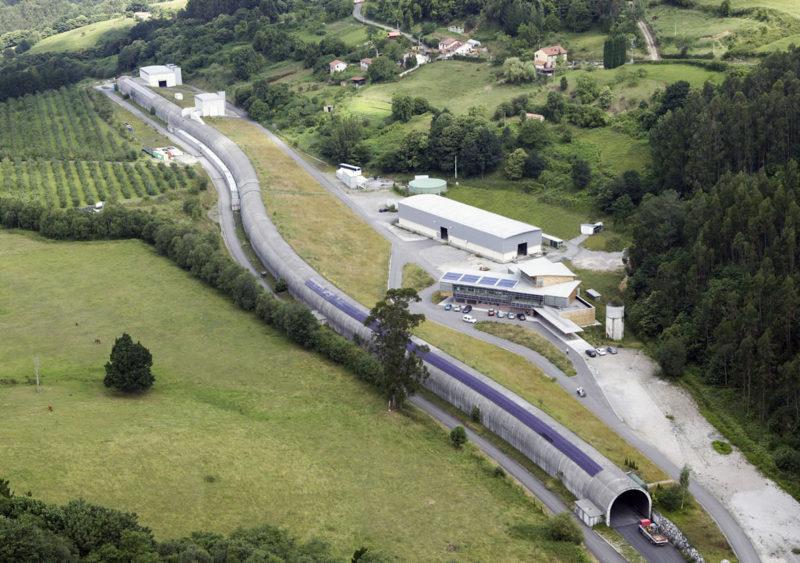 Túnel de ensayos